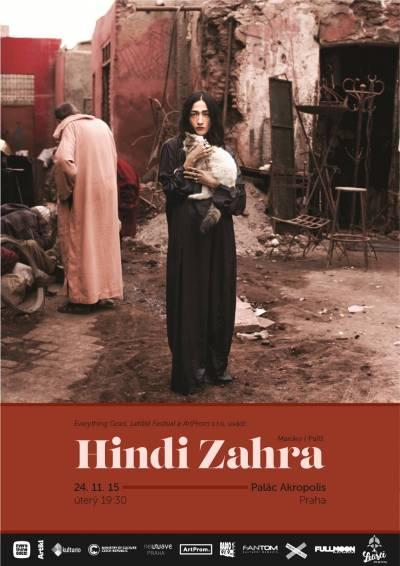 Hindi Zahra: Berberská Edith Piaf přijíždí do Prahy znovu objevit své kořeny
