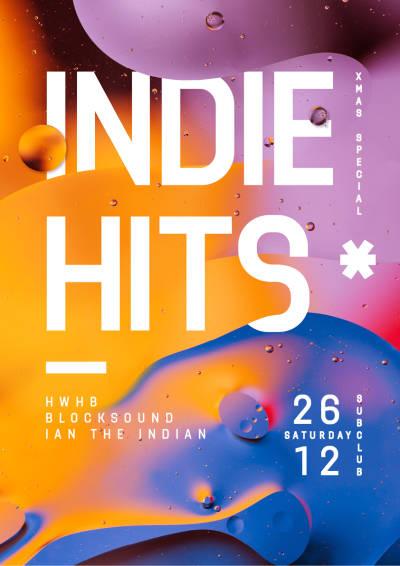 Indie Hits 26.12. @ Subclub