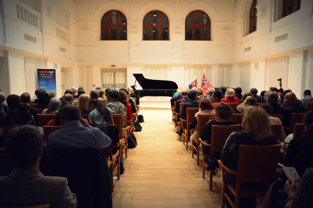 Úspešné dni nórskej hudby na VŠMU