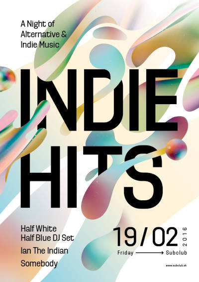 INDIE HITS 19.2. v Subclube