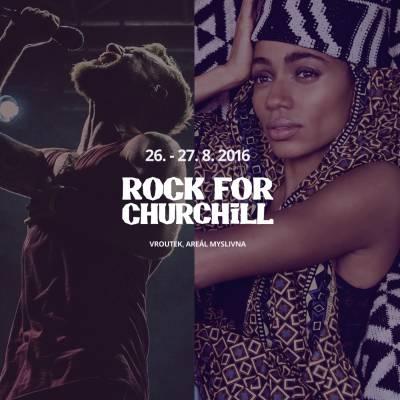 Dub FX a Nneka na Rock for Churchill