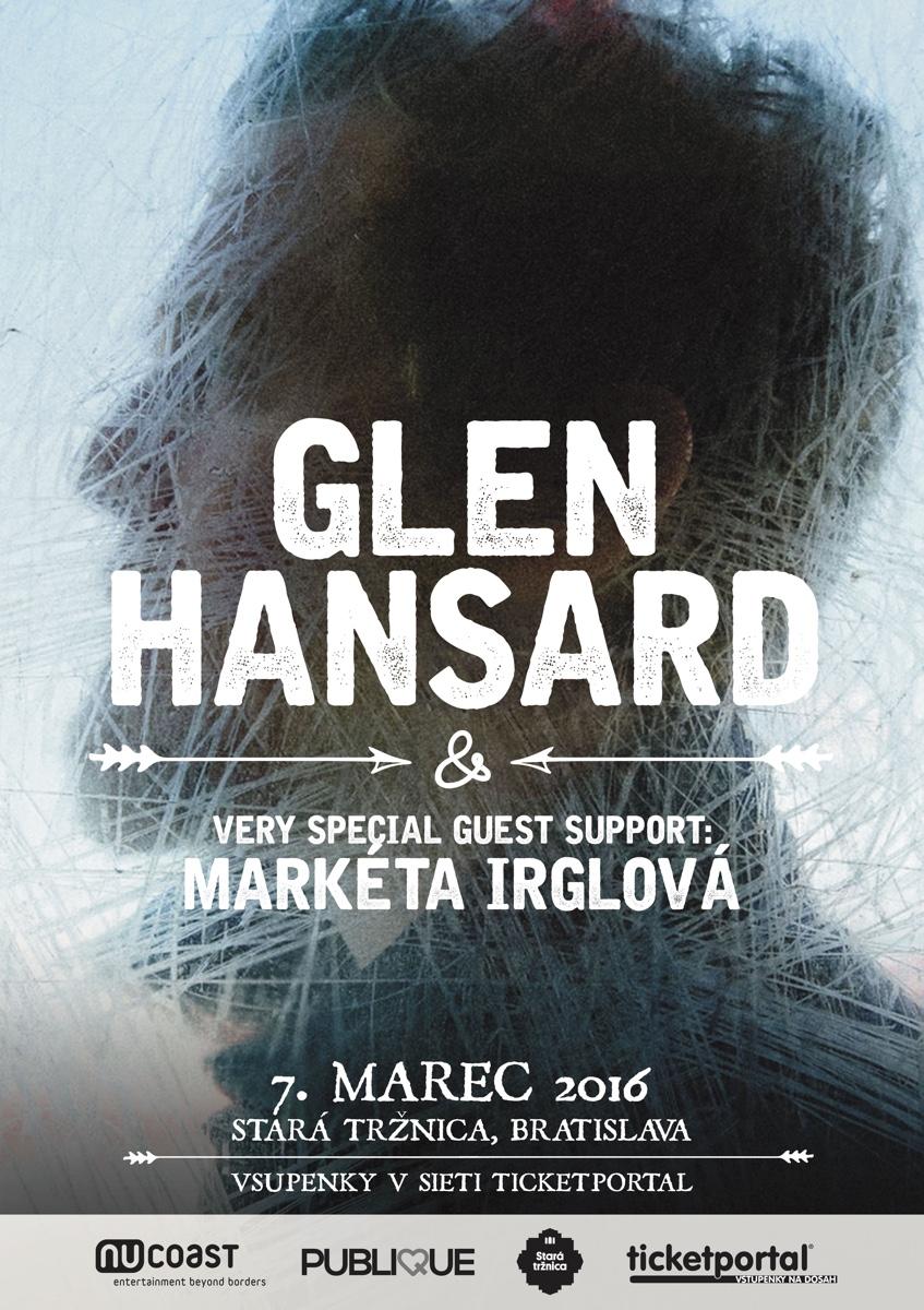 Markéta Irglová hosťom Glena Hansarda v Bratislave