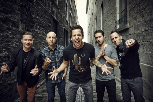 Simple Plan přivezou do Prahy dvě předkapely: Ghost Town a The Bottom Line