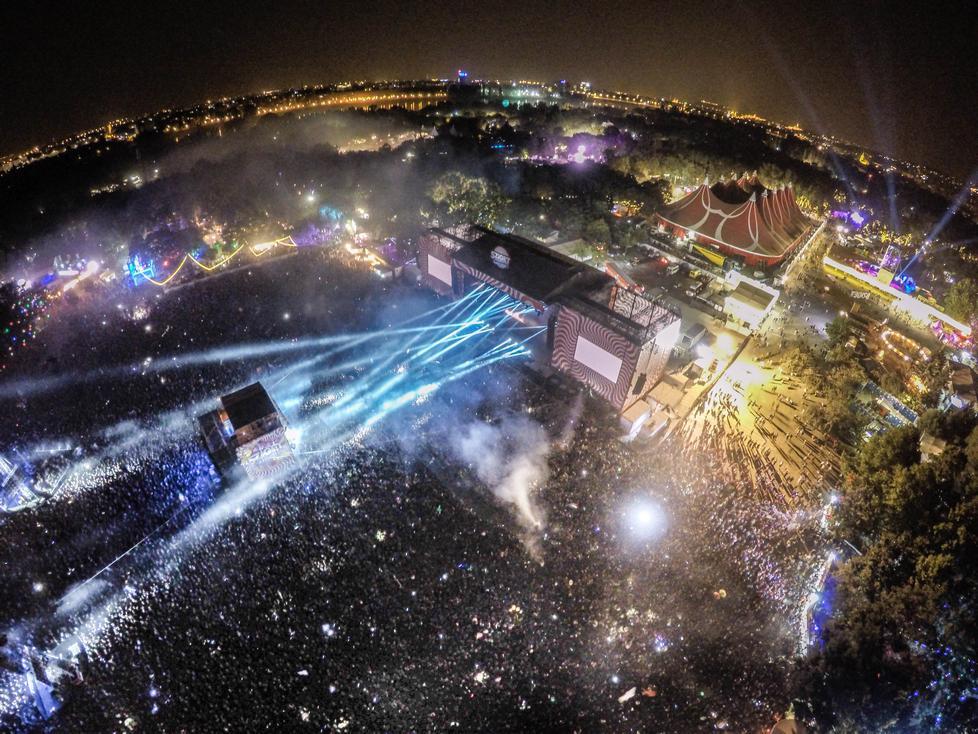 Šanca pre slovenské kapely zahrať si na Szigete
