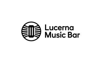Lucerna Music Bar má nové logo a nový vizuální styl