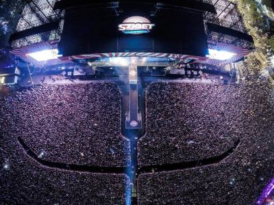 Sia, Noel Gallagher – tohtoročný Sziget boduje