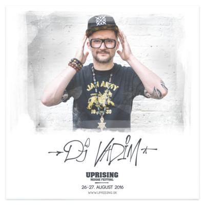 Uprising so svetovými DJmi. Do Bratislavy pricestujú DJ Kentaro a DJ Vadim