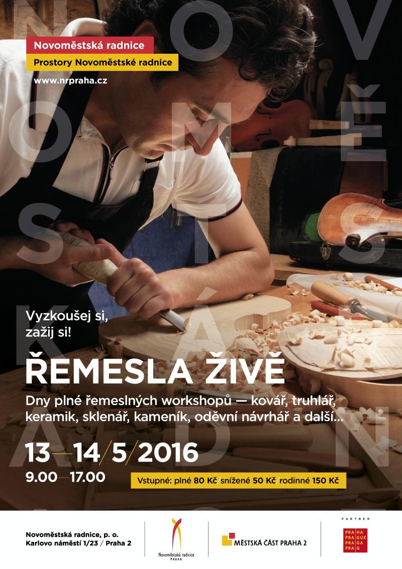 Plakat_Remesla zive