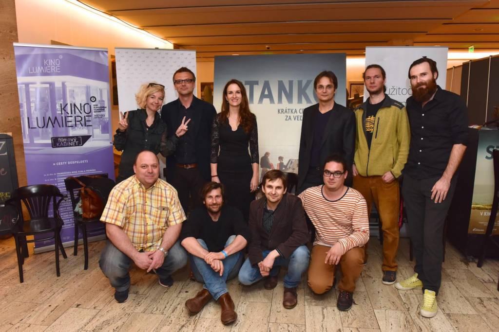 Do kín prichádza nový slovenských film – tragikomická road movie STANKO