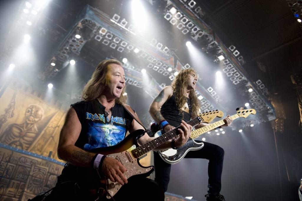 Iron Maiden privezú do Žiliny vlastné pódium aj ozvučenie priamo z Anglicka