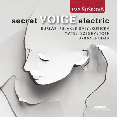 Sopranistka Eva Šušková vydáva očakávanú novinku secret VOICE electric
