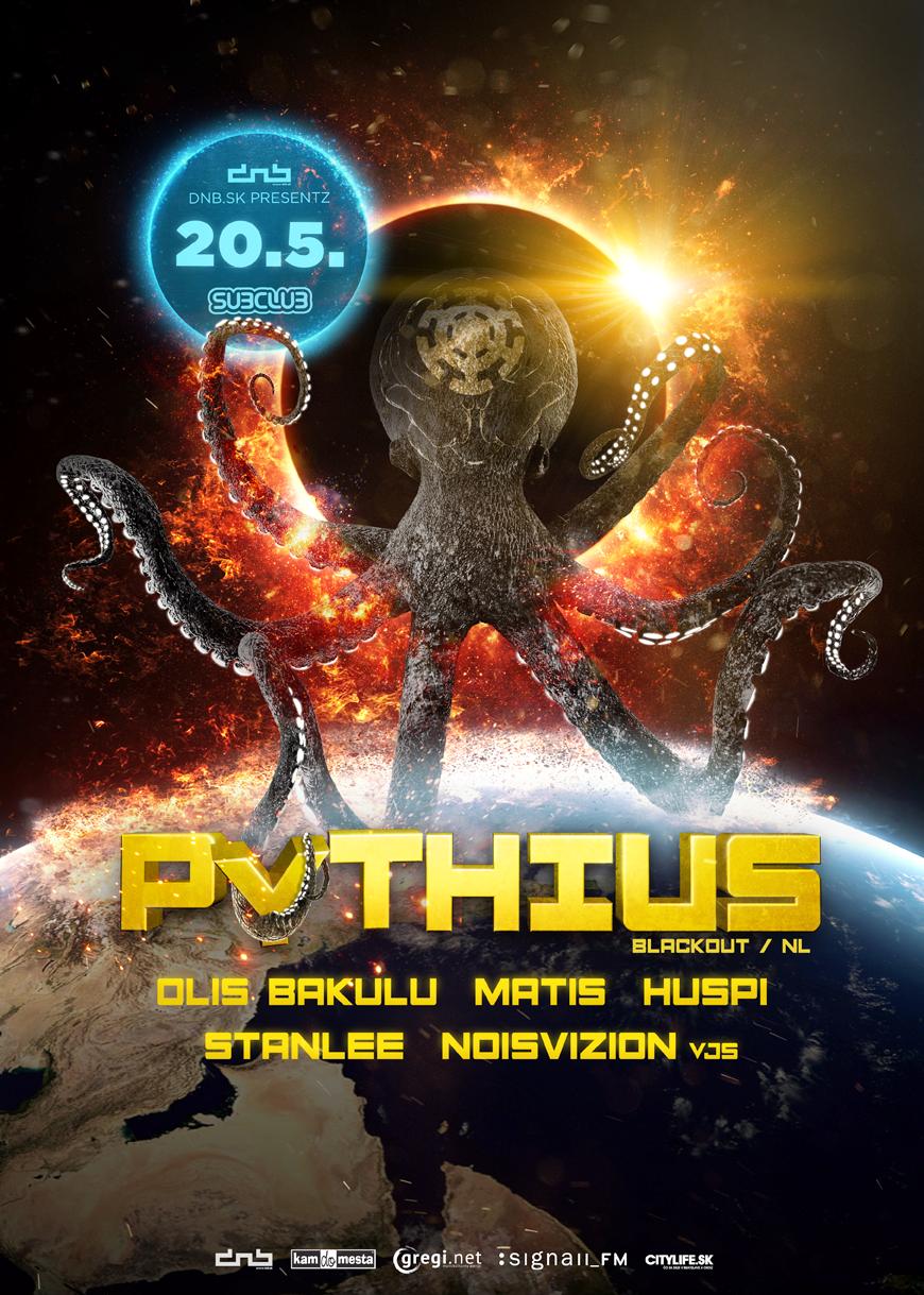 Pythius vSubclube – posledné info