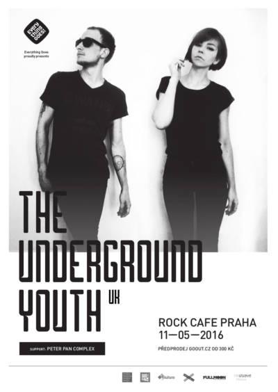 Psychedeličtí The Underground Youth poprvé v Praze