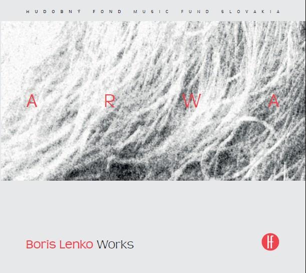 Boris Lenko - ARWA - Obal albumu