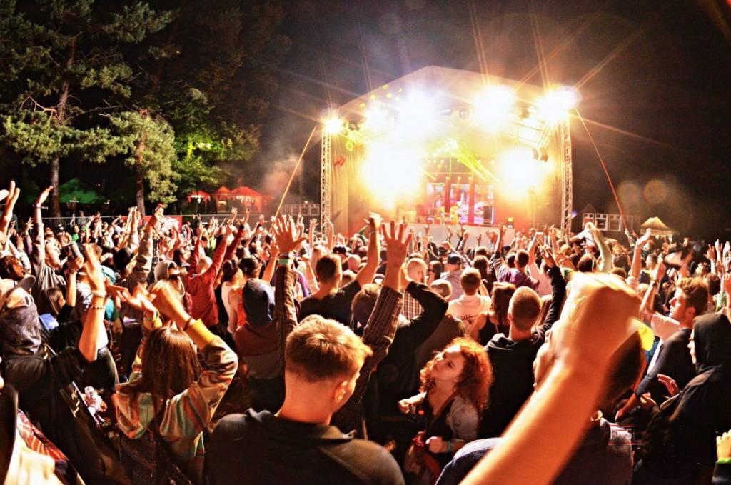 Až 3 dni drum&bassu na Duchonke – TRIDENT FESTIVAL 2016