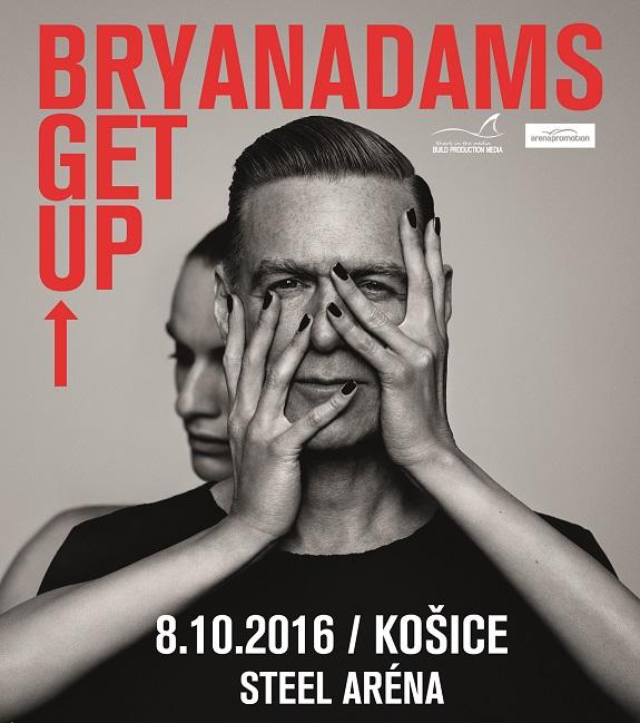 Bryan Adams po úspešných koncertoch štvrtýkrát opäť na Slovensku