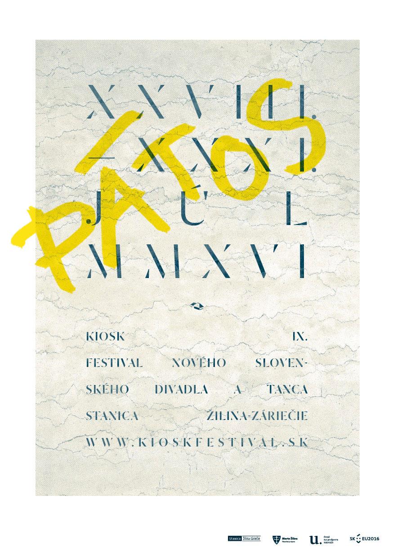 Premiéry 9. ročníka  divadelného festivalu Kiosk