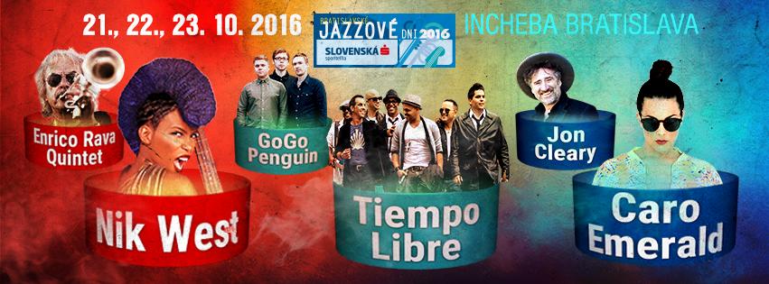 Svetový electroswing, horúce kubánske rytmy, špičkový hudobníky – Džezáky aj tento rok ponúkajú svetovú špičku