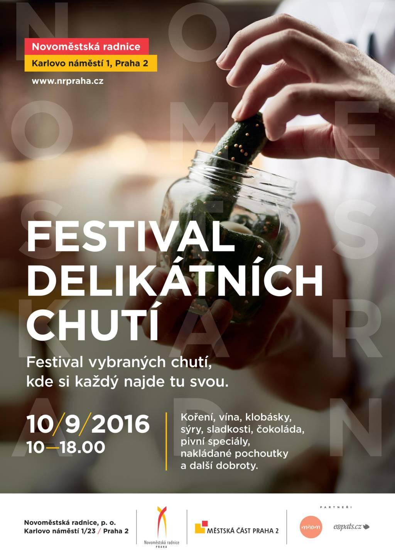 Festival delikátních chutí, které zůstanou svámi