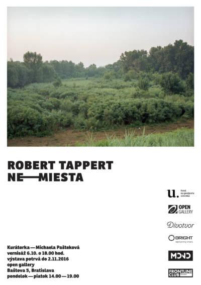 Stopy masového exodu utečencov ukáže na výstave fotograf Robert Tappert