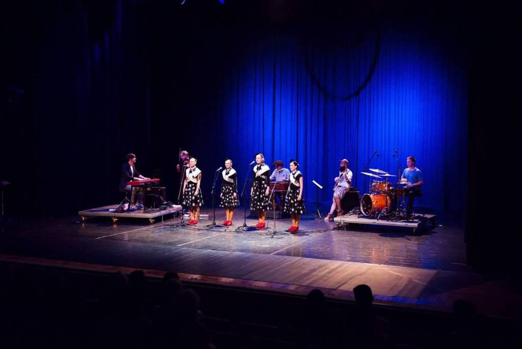 Objavte mladú slovenskú hudbu