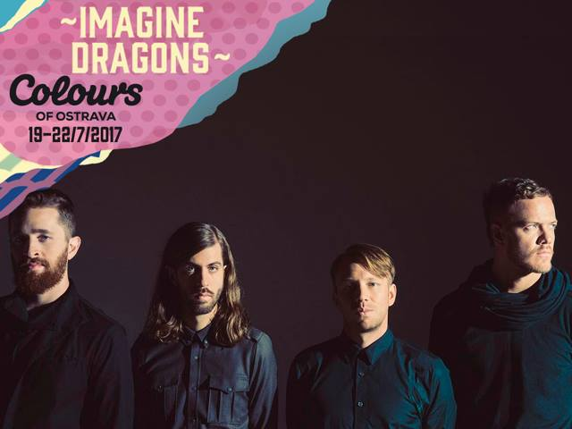 Imagine Dragons hlavnou hviezdou Colours of Ostrava 2017
