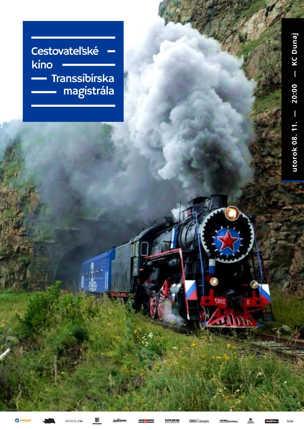 Zážitky z Transsibírskej magistrály sú vždy iné a vždy silné