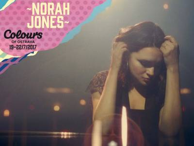 Norah Jones, ďalšia svetová hviezda na Colours of Ostrava 2017
