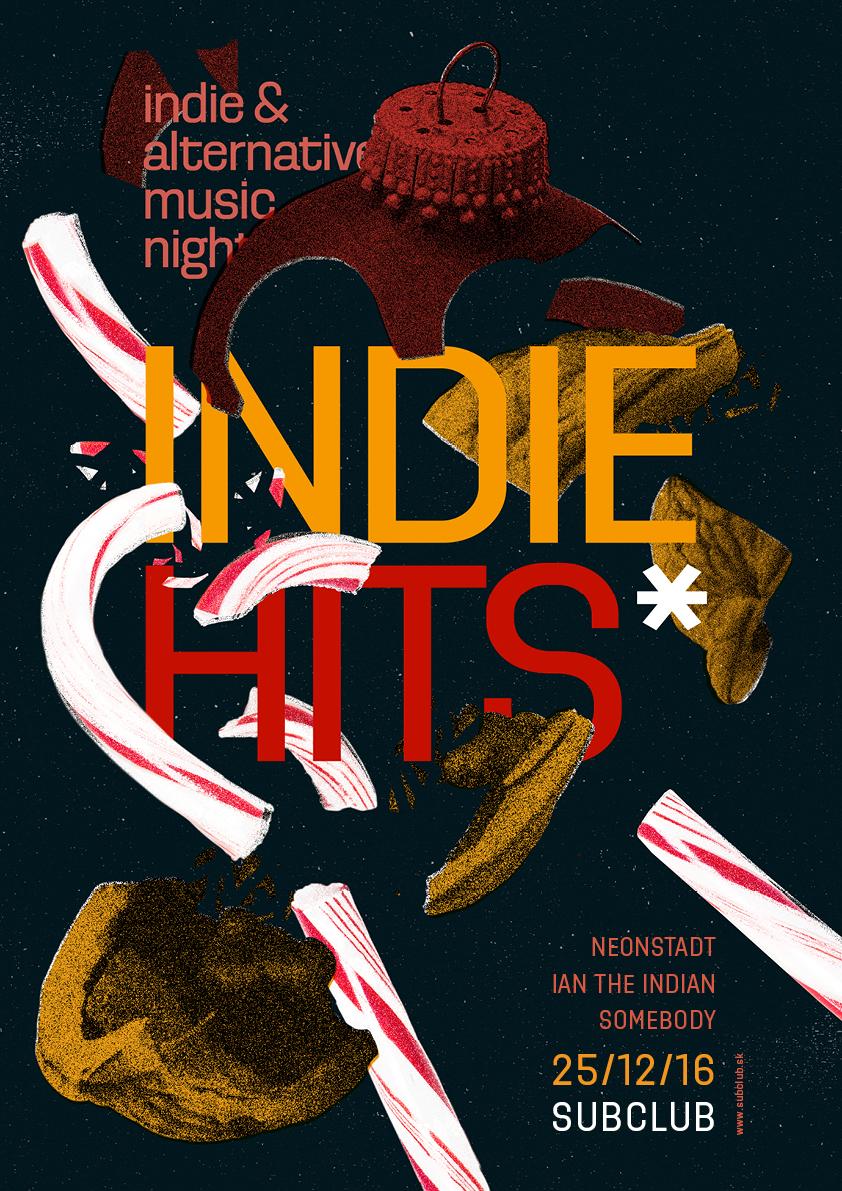 INDIE HITS 25.12. @ Subclub