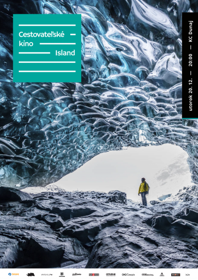 Cestovateľské kino: Island @KC Dunaj~