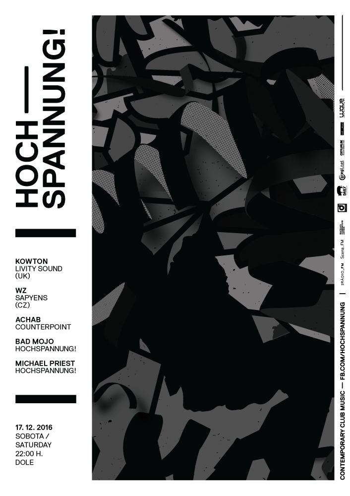 Hochspannung! prinesie zmutovaný zvuk z legendárneho Bristolu