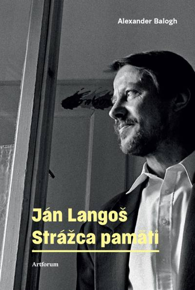Súčasťou večera udeľovania Cien Jána Langoša bude aj krst knihy