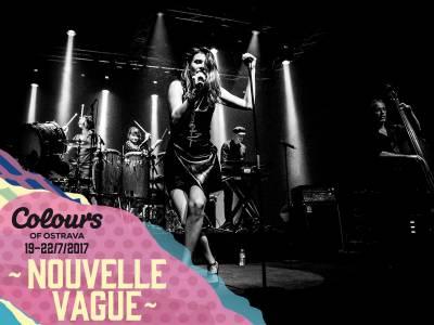 Hudobný pôžitok s Nouvelle Vague na Colours of Ostrava 2017