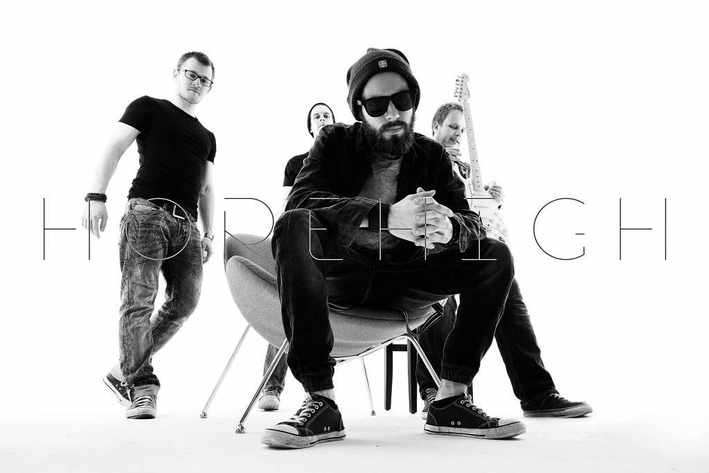 Kapela Horehigh predstavila singel Majestát s animovaným videoklipom
