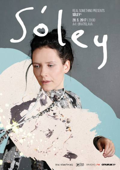Islandská diva Sóley v máji rozžiari bratislavskú A4ku