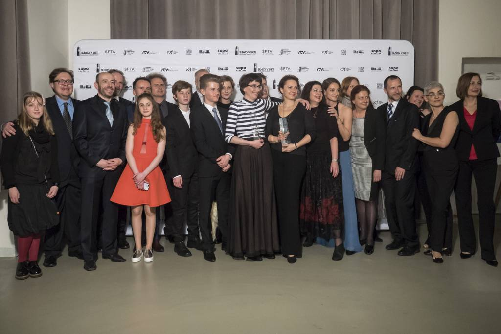 Národné filmové ceny Slnko v sieti si rozdelili najmä filmy Masaryk a Učiteľka
