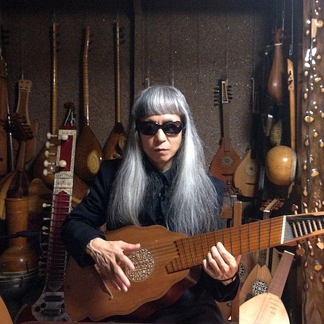 Gitarový veterán Keiji Haino otvorí zimnú sezónu v A4