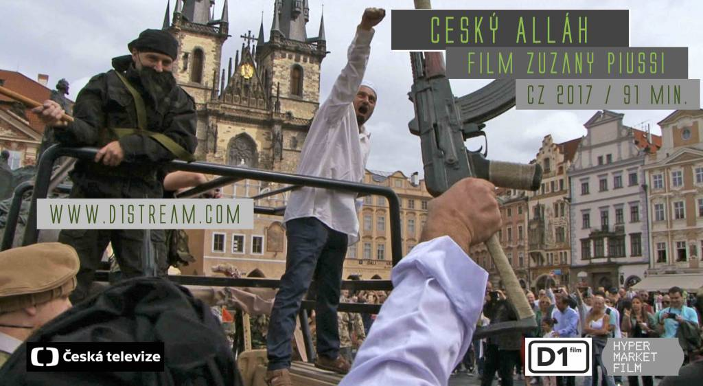 Dokument Zuzany Piussi Český Alláh získal Cenu Jedného sveta za slovenský dokument