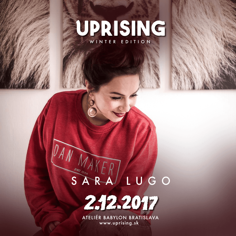 Zimný Uprising prinesie okrem Looptroopu aj reggae krásku Saru Lugo