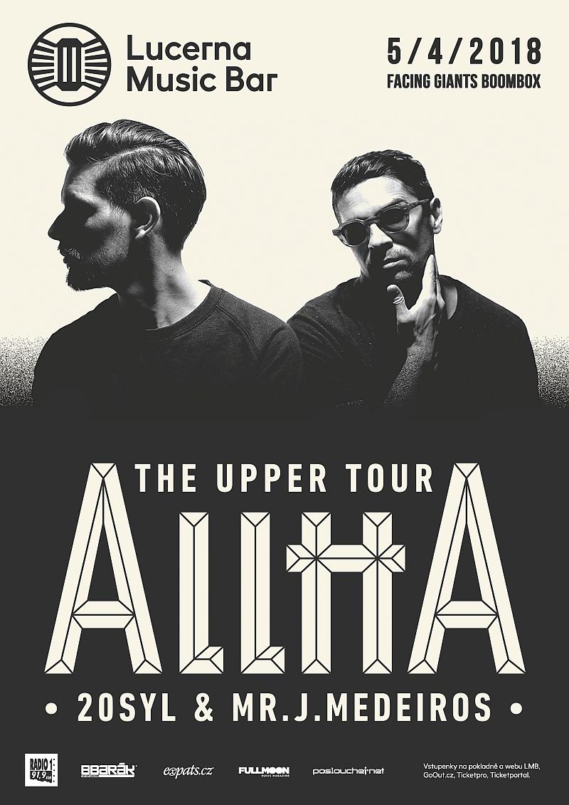 Hudební génius 20syl přiveze nový projekt AllttA