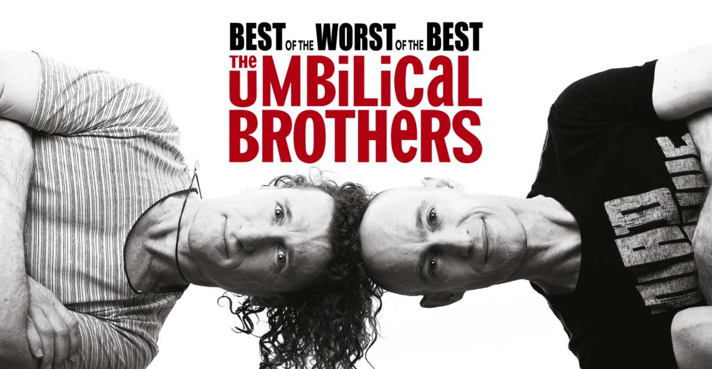 Austrálski komici The Umbilical Brothers vystúpia v Bratislave už 7. decembra