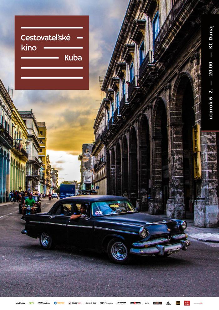 Keď Kubánci tancujú, je to malý zázrak – cestovateľské kino sa vyberie na Kubu