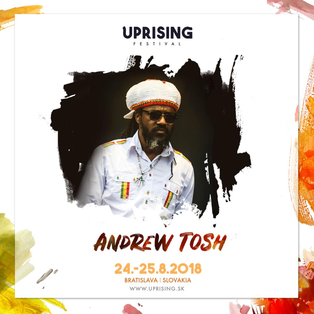 Synovia slávnych reggae legiend mieria na Uprising
