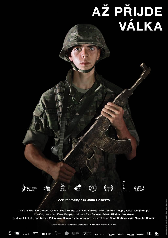 Do kín prišla dokumentárna snímka Až přijde válka