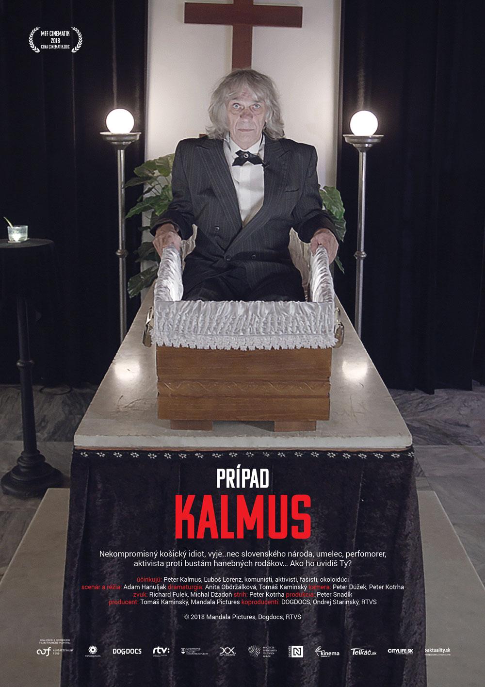 V kinách je dokument o kontroverznom Petrovi Kalmusovi