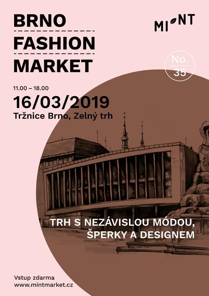 Je to už módní fenomén? Posuďte sami na MINT: Brno Fashion Marketu
