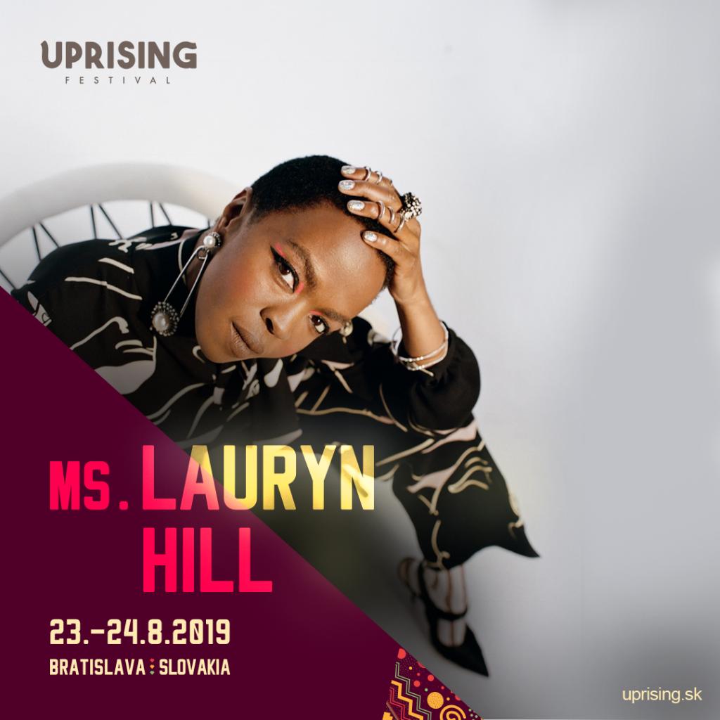 Pripravte sa, na Slovensko prichádza Ms. Lauryn Hill