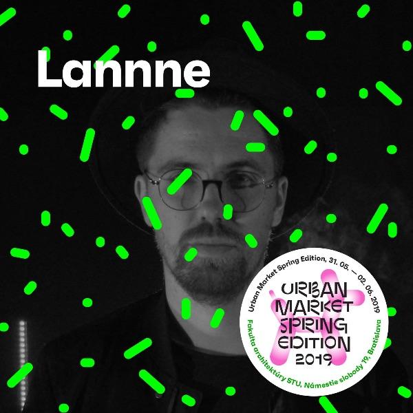 Nové EP od LANNNE + koncert na Urban Markete