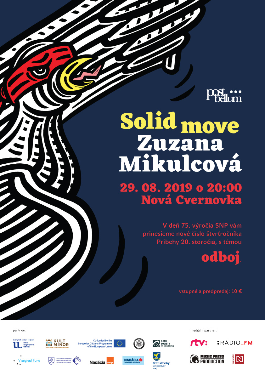 Koncert Solid Move a Zuzany Mikulcovej