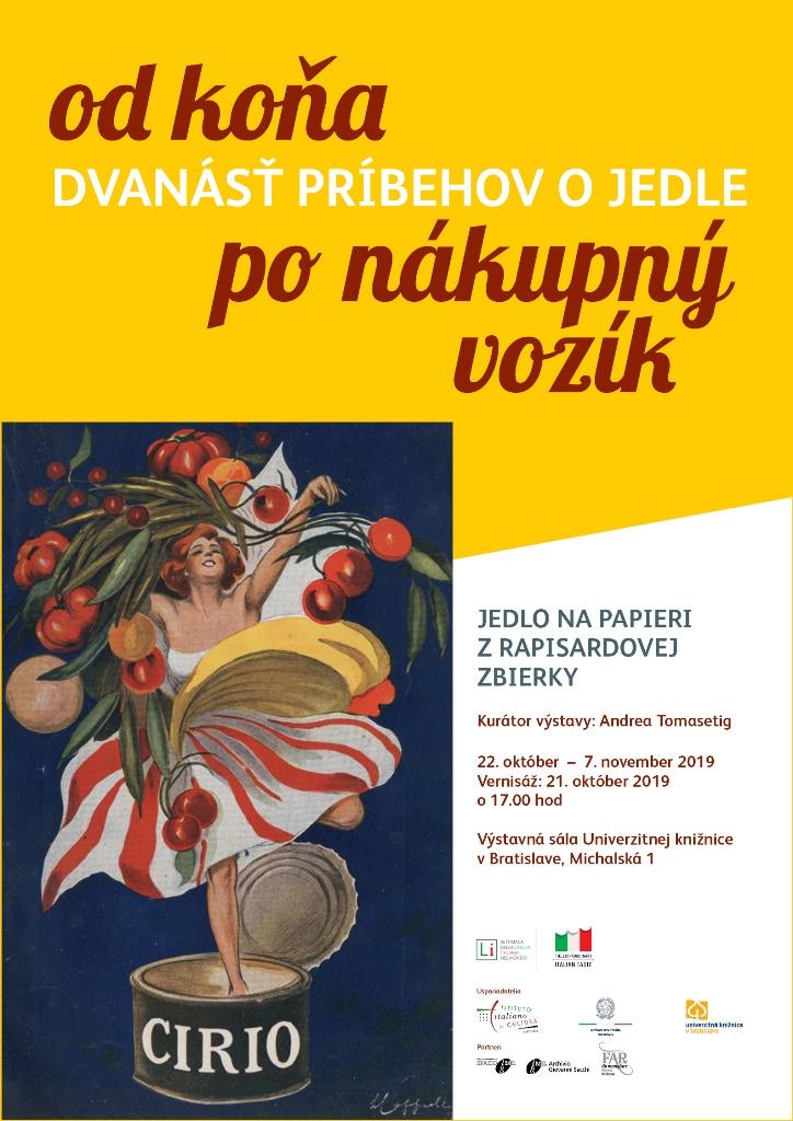 Taliansko dáva osebe vedieť – výstavou Dvanásť príbehov ojedle,  spomienkou na Franca Zeffirelliho a renesančnou hudbou